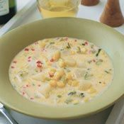 Corn Chowder, Recipe from Cooking.com... Summer in a bowl