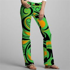 Loudmouth ladies #golf pants - angry birdies