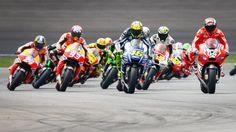 A FIM divulgou a seguinte lista de inscritos provisória para o Campeonato do Mundo de MotoGP™ de 2016. Nº. PILOTO NACIONALIDADE EQUIPA MOTO 4 ANDREA DOVIZIOSO ITALIANO DUCATI RACING T...