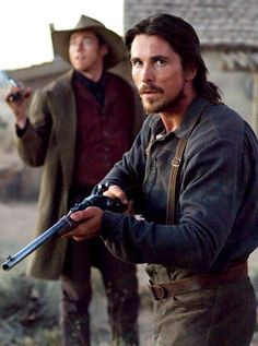 Original: 3:10 to Yuma (1957) Your rank: #7 (4.91% of vote) We say: Russell Crowe is the captured outlaw, and Christian Bale is the wounded…