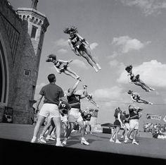 national cheerleaders convention, daytona beach, florida. credit: toby old.