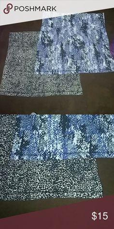 🎉💸Mini skirt 1 leapord 1 snake print miss majesty Skirts Mini