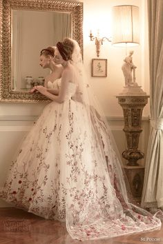 St. Pucchi 2014-2015 Couture Bridal Collection