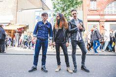 Street Style in Camden taken by Gobinder Jhitta Photography at Camden Rocks Festival