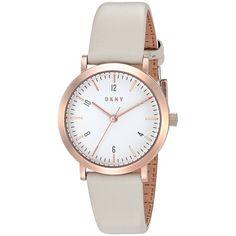 Dkny Women's NY2514 'Minetta' Grey Watch