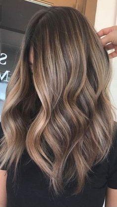 35 Hottest Fall Hair Color Ideas For All Hair . - 35 Hottest Fall Hair Color Ideas For All Hair … – Hair Style Ideas – co - Balayage Blond, Hair Color Balayage, Blonde Ombre, Blonde Shades, Ashy Blonde, Balayage Hairstyle, Blonde Hair, Brunette Hair, Gray Ombre