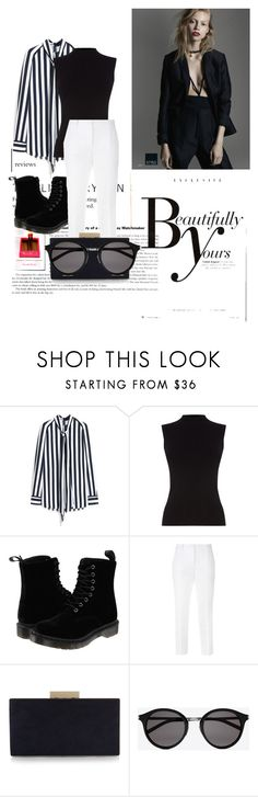 """""""Untitled #118"""" by unicornclass on Polyvore featuring Mulberry, Oasis, Dr. Martens, Dolce&Gabbana, Sonam Life, Monsoon, Yves Saint Laurent, women's clothing, women and female"""