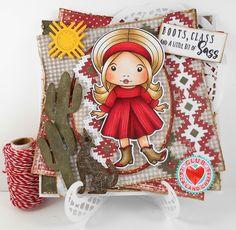 JenniferD's Blog: La-La Land Crafts October Kit