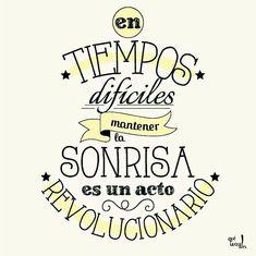 Hola, me entero que hoy es el #DiaMundialdelaSonrisa y además es #viernes! ¡Celebremos con sonrisas, son gratis! Some Good Quotes, Real Life Quotes, Happy Quotes Inspirational, Inspiring Quotes About Life, Tattoo Posters, Tattoo Quotes, English Quotes, Spanish Quotes, Dental