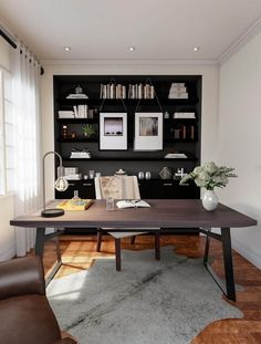 Archiparti Can Your Small Hong Kong Office Interior Design Be As Creative Contact Us For Advice Home Office Furniture Home Office Decor Modern Home Office
