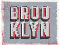 Brooklyn Block Type