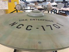 Enterprise 4 | The original USS Enterprise model at the Smit… | Flickr