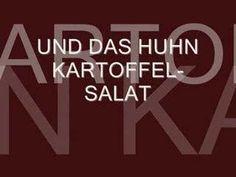 ▶ Helge Schneider ''das Huhnlied'' zum Mitsingen (4:20)
