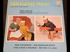 Der kleine Fredy und seine liebe Familie - YouTube Baseball Cards, Books, Youtube, Time Travel, Oktoberfest, Amor, Livros, Book, Livres