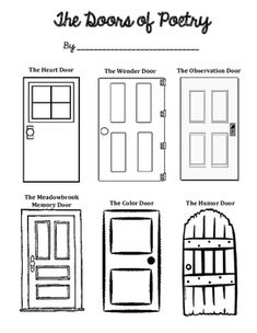 Reader's Workshop, Doors of Poetry . Cardboard Gingerbread House, Gingerbread House Template, Foam Board Crafts, Asian Cards, House Ornaments, Glitter Houses, Art Drawings Sketches Simple, Diy Christmas Cards, Fairy Doors