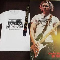 Gavin Rossdale, Tours, Mens Tops, T Shirt, Instagram, Fashion, Supreme T Shirt, Moda, Tee Shirt