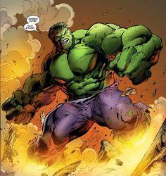 Banner gone... Hulk Smash!