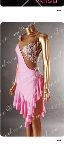 365912535e461 Latin Ballroom Dresses, Ballroom Dance, Bailar Salsa, Tango, Samba, Dance  Moves