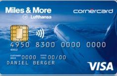 Miles and More | VISA Classic | Corner Bank