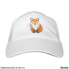 Lindo zorro, fox. Regalos, Gifts. #gorra #hat