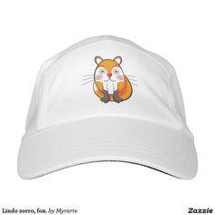 Lindo zorro, fox. Regalos, Gifts. #gorra #hat