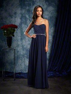 Bridesmaid Dress Available at Ella Park Bridal | Newburgh, IN | 812.853.1800 | Alfred Angelo - 8103L
