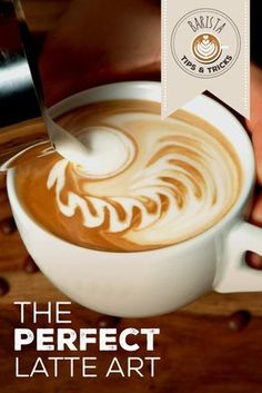 Creating amazing  cappucino #latte art with ease. Read this to find out #cappucino #tips.