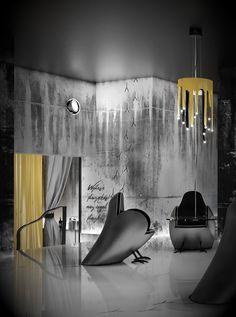 Ptaszarnia By Karina Wiciak · Bedroom Interior DesignBedroom InteriorsUnique  ...