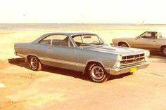 1967 Ford Fairlane 2 Door Hardtop