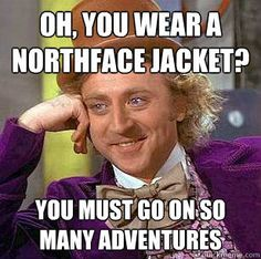 Condescending Wonka tells it like it is.