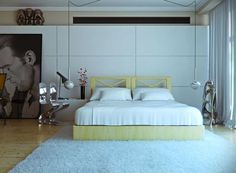 Contemporary Bedroom Design For Youth