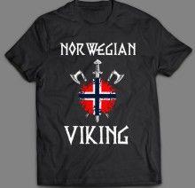 cd54f3a7 Norwegian Viking T-shirt Viking Shirt, Norwegian Vikings, Scandinavian  Countries, Danish,