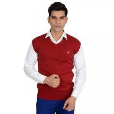 Polo Ralph Maroon Sweater