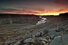Jolulsaragljufur - North Iceland