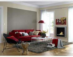 Die 8 Besten Bilder Von Rote Couch Red Sofa Bedrooms Und Colors