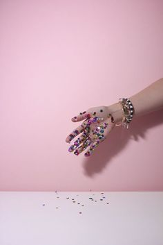I have some sparkle on hand.