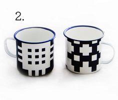 enamel camping mugs new painting design - Google Search
