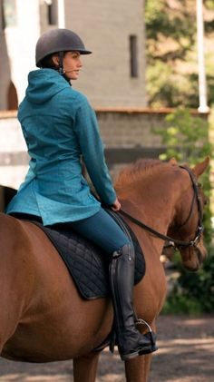The most important role of equestrian clothing is for security Although horses can be trained they can be unforeseeable when provoked. Riders are susceptible while riding and handling horses, espec… Riding Jacket, Riding Gear, Horse Riding, Riding Helmets, Riding Boots, Riding Clothes, Riding Outfits, Equestrian Outfits, Equestrian Style
