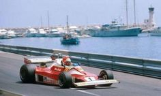 Niki Lauda's early lead in the Formula One standings would only grow larger after his victory in Monaco.  Reliving 'Rush': Niki Lauda wins the Monaco Grand Prix, Hunt blows engine.   Lauda started on the pole, set the fastest lap and won his fifth race in six tries.   Read more: http://www.autoweek.com/article/20130910/f1/130829820#ixzz2eVeT2kFz