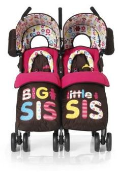 Cossato You 2 Twin Stroller
