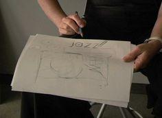 ARTIST SERIES: Graphic Designer Paula Scher (also, my boss) by Hillman Curtis. 2005. RIP Hillman Curtis.