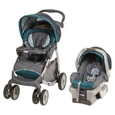 I know Graco car seats are great and this seems like a good deal for both car seat and stroller :)