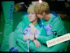 Twitter / ontokki: Why hello there hunhan again ...