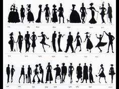 fashion eras