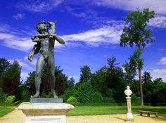 Palace of Versailles, France - Gardens