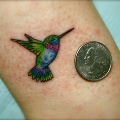Refreshing Ideas of Hummingbird Tattoos and Some Graphics | InspireBee