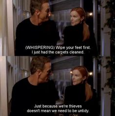 Wipe your feet first ~ Desperate Housewives Quotes ~ Season 5, Episode 22: Marry Me a Little #amusementphile