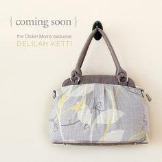 CMstore - Delilah-CM exclusive Ketti bag, $210.00 (http://store.clickinmoms.com/delilah-cm-exclusive-ketti-bag/)