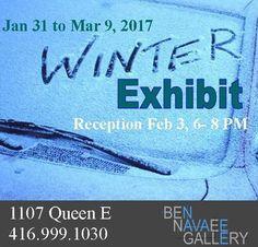 Winter Group Exhibit 2017 @ The Ben Navaee Gallery
