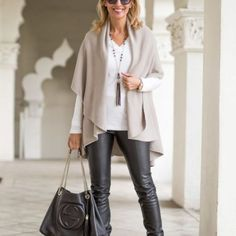 Fashionable over 50 fall outfits ideas 26